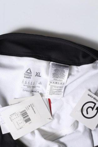 Γυναικείο κοντό παντελόνι Reebok, Μέγεθος XL, Χρώμα Γκρί, 86% πολυεστέρας, 14% ελαστάνη, Τιμή 12,06€