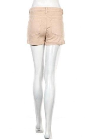 Γυναικείο κοντό παντελόνι Review, Μέγεθος M, Χρώμα  Μπέζ, 98% βαμβάκι, 2% ελαστάνη, Τιμή 16,12€