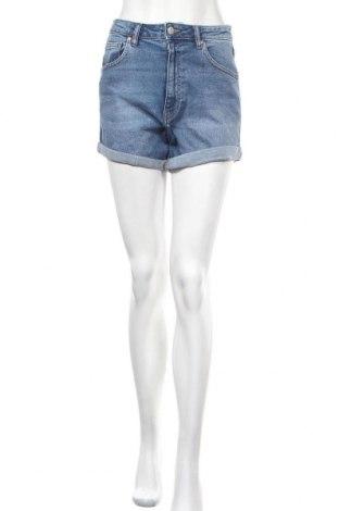 Γυναικείο κοντό παντελόνι Review, Μέγεθος S, Χρώμα Μπλέ, 95% βαμβάκι, 4% πολυεστέρας, 1% ελαστάνη, Τιμή 16,24€