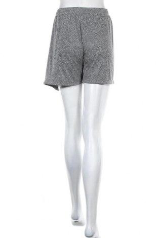 Γυναικείο κοντό παντελόνι S.Oliver, Μέγεθος XL, Χρώμα Γκρί, 50% πολυεστέρας, 38% βαμβάκι, 12% βισκόζη, Τιμή 18,22€