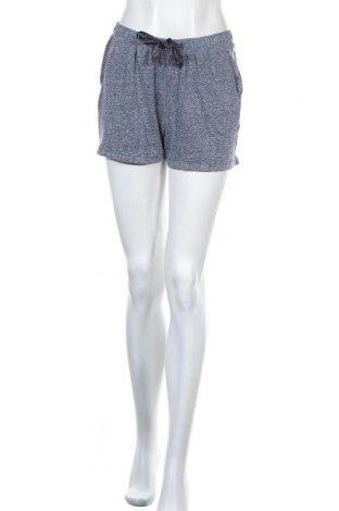 Γυναικείο κοντό παντελόνι S.Oliver, Μέγεθος S, Χρώμα Μπλέ, 50% πολυεστέρας, 38% βαμβάκι, 12% βισκόζη, Τιμή 15,59€