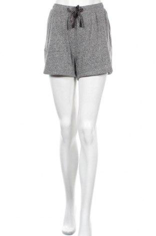 Γυναικείο κοντό παντελόνι S.Oliver, Μέγεθος L, Χρώμα Γκρί, 50% πολυεστέρας, 38% βαμβάκι, 12% βισκόζη, Τιμή 18,22€