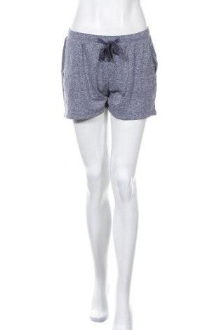 Γυναικείο κοντό παντελόνι S.Oliver, Μέγεθος M, Χρώμα Μπλέ, 50% πολυεστέρας, 38% βαμβάκι, 12% βισκόζη, Τιμή 16,82€