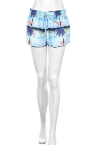 Γυναικείο κοντό παντελόνι S.Oliver, Μέγεθος M, Χρώμα Πολύχρωμο, Πολυεστέρας, Τιμή 5,85€