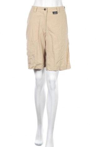 Дамски къс панталон Schoffel, Размер M, Цвят Бежов, Полиамид, Цена 12,08лв.