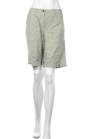 Дамски къс панталон Steve Ketell, Размер L, Цвят Зелен, Памук, Цена 6,04лв.