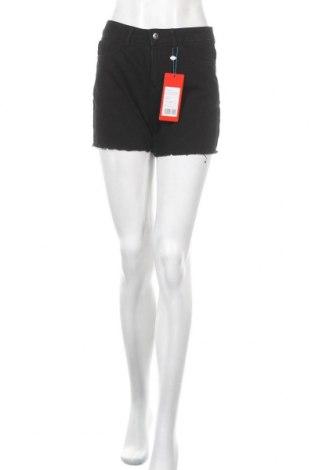 Дамски къс панталон Twintip, Размер S, Цвят Черен, Памук, Цена 33,00лв.