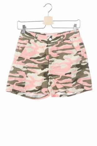 Дамски къс панталон Twintip, Размер XS, Цвят Многоцветен, Памук, Цена 33,00лв.