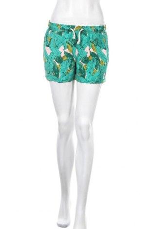 Дамски къс панталон Twintip, Размер L, Цвят Многоцветен, Вискоза, Цена 33,00лв.
