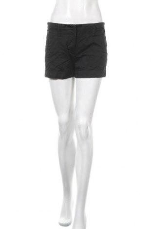 Γυναικείο κοντό παντελόνι Zara, Μέγεθος S, Χρώμα Μαύρο, 98% βαμβάκι, 2% ελαστάνη, Τιμή 4,32€