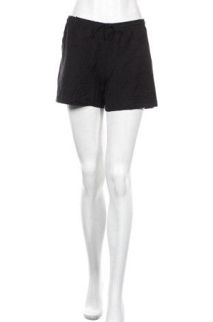 Γυναικείο κοντό παντελόνι Zone Power, Μέγεθος L, Χρώμα Μαύρο, 80% βαμβάκι, 15% πολυαμίδη, 5% ελαστάνη, Τιμή 5,26€