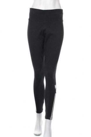 Дамски клин Adidas Originals, Размер L, Цвят Черен, 93% памук, 7% еластан, Цена 52,80лв.