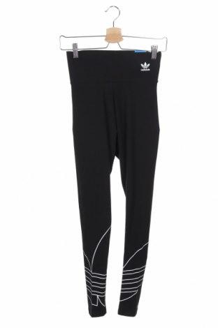 Дамски клин Adidas Originals, Размер XS, Цвят Черен, 93% памук, 7% еластан, Цена 73,50лв.