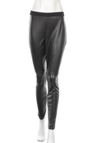 Γυναικείο δερμάτινο κολάν Hugo Boss, Μέγεθος M, Χρώμα Μαύρο, Δερματίνη, Τιμή 39,51€