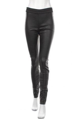 Дамски кожен клин Vero Moda, Размер S, Цвят Черен, Еко кожа, Цена 23,32лв.