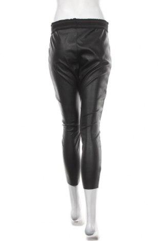 Дамски кожен клин Vero Moda, Размер L, Цвят Черен, Еко кожа, Цена 34,50лв.