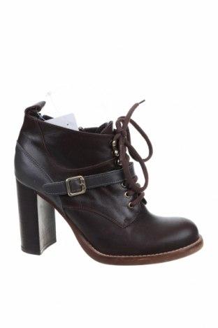 Дамски обувки Bata, Размер 37, Цвят Кафяв, Естествена кожа, Цена 39,00лв.