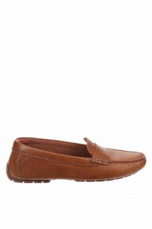 Дамски обувки Clarks, Размер 39, Цвят Кафяв, Естествена кожа, Цена 90,72лв.