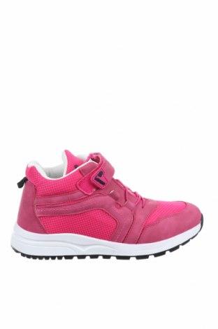 Γυναικεία παπούτσια Lamino, Μέγεθος 37, Χρώμα Ρόζ , Κλωστοϋφαντουργικά προϊόντα, δερματίνη, Τιμή 16,85€