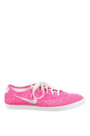 Дамски обувки Nike, Размер 38, Цвят Розов, Текстил, Цена 39,27лв.