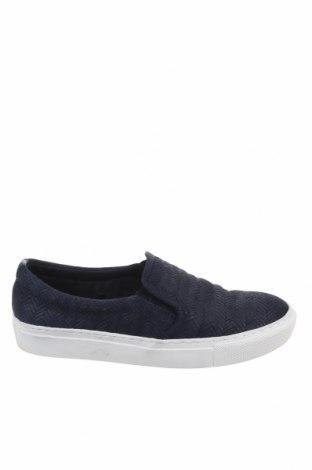 Γυναικεία παπούτσια Sansibar, Μέγεθος 37, Χρώμα Μπλέ, Φυσικό σουέτ, Τιμή 25,83€