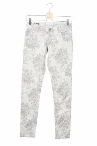 Дамски панталон Chillin, Размер XS, Цвят Сив, 98% памук, 2% еластан, Цена 7,94лв.