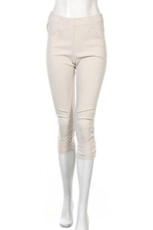 Дамски панталон B.C. Best Connections, Размер M, Цвят Бежов, 72% вискоза, 25% полиамид, 3% еластан, Цена 6,56лв.