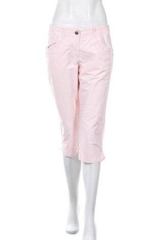 Дамски панталон Chiemsee, Размер M, Цвят Розов, 60% памук, 40% полиамид, Цена 16,17лв.