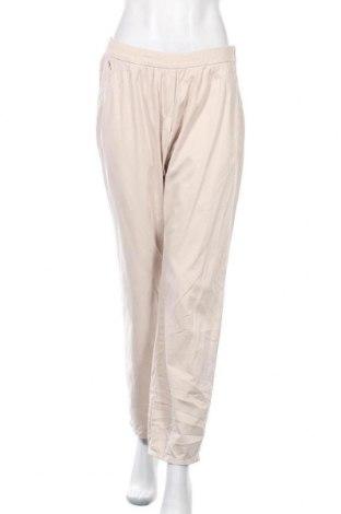 Γυναικείο παντελόνι Comma,, Μέγεθος S, Χρώμα  Μπέζ, 50% βαμβάκι, 29% βισκόζη, 19% lyocell, 2% ελαστάνη, Τιμή 11,24€