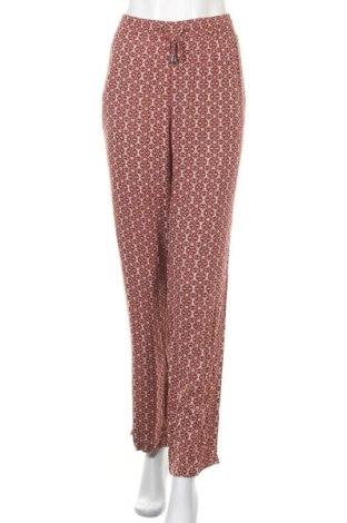 Дамски панталон Cool Code, Размер XL, Цвят Кафяв, Вискоза, Цена 21,42лв.