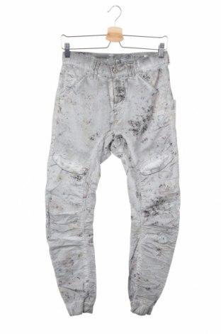 Дамски панталон Gang, Размер S, Цвят Сив, 97% памук, 3% еластан, Цена 19,34лв.