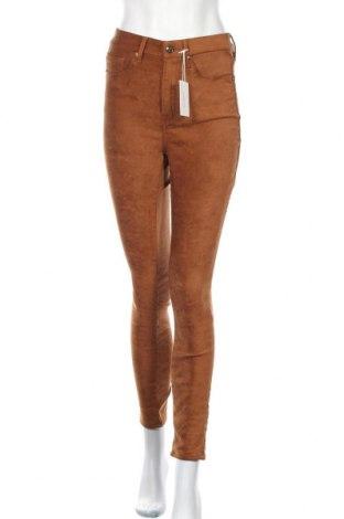 Γυναικείο παντελόνι Good American, Μέγεθος M, Χρώμα Καφέ, 95% πολυεστέρας, 5% ελαστάνη, Τιμή 21,10€