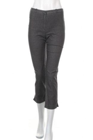 Дамски панталон Hennes, Размер S, Цвят Сив, 75% памук, 23% полиамид, 2% еластан, Цена 7,09лв.