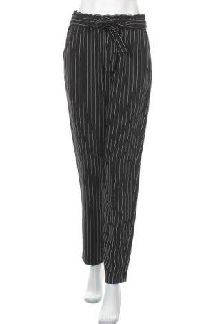 Дамски панталон Kiomi, Размер S, Цвят Черен, 98% полиестер, 2% вискоза, Цена 31,00лв.