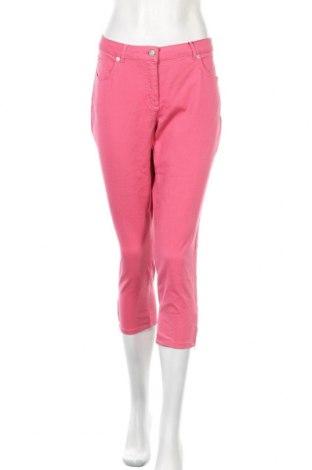 Дамски панталон Madeleine, Размер L, Цвят Розов, 98% памук, 2% еластан, Цена 48,95лв.