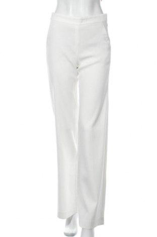 Γυναικείο παντελόνι Massimo Dutti, Μέγεθος S, Χρώμα Λευκό, 68% βισκόζη, 29% πολυεστέρας, 3% ελαστάνη, Τιμή 13,85€