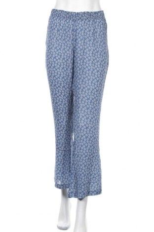 Γυναικείο παντελόνι Myrine, Μέγεθος L, Χρώμα Μπλέ, Βισκόζη, Τιμή 6,08€