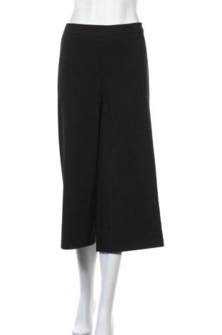 Дамски панталон Object, Размер M, Цвят Черен, 62% полиестер, 33% вискоза, 5% еластан, Цена 7,89лв.