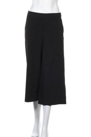 Дамски панталон Object, Размер M, Цвят Черен, 62% полиестер, 33% вискоза, 5% еластан, Цена 29,50лв.