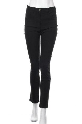 Γυναικείο παντελόνι Soya Concept, Μέγεθος L, Χρώμα Μαύρο, 70% βισκόζη, 25% πολυαμίδη, 5% ελαστάνη, Τιμή 20,33€