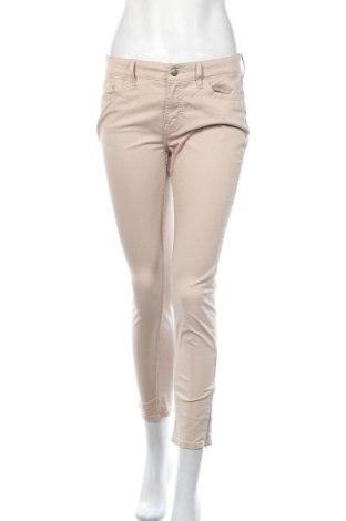 Γυναικείο παντελόνι Tommy Hilfiger, Μέγεθος S, Χρώμα  Μπέζ, 98% βαμβάκι, 2% ελαστάνη, Τιμή 27,15€