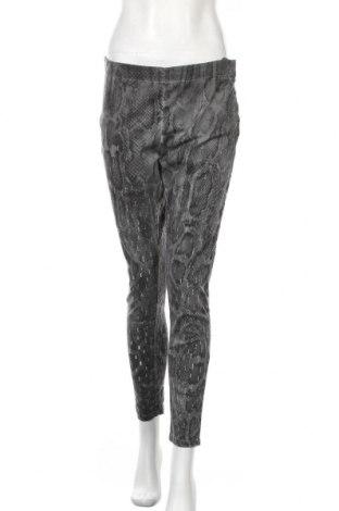 Дамски панталон Religion, Размер M, Цвят Сив, Памук, Цена 15,20лв.