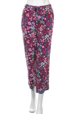 Γυναικείο παντελόνι Tu, Μέγεθος L, Χρώμα Πολύχρωμο, Βισκόζη, Τιμή 10,46€