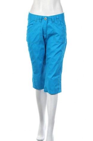 Дамски панталон Up 2 Fashion, Размер S, Цвят Син, Памук, Цена 29,93лв.