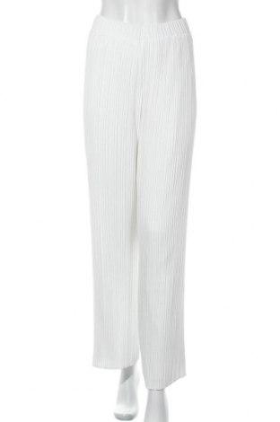 Дамски панталон Y.A.S, Размер S, Цвят Бял, 100% полиестер, Цена 55,76лв.