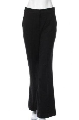 Γυναικείο παντελόνι Y.A.S, Μέγεθος M, Χρώμα Μαύρο, 68% πολυεστέρας, 30% βισκόζη, 2% ελαστάνη, Τιμή 4,26€