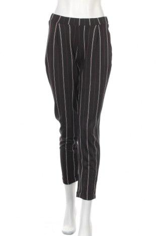 Γυναικείο παντελόνι Yfl Reserved, Μέγεθος M, Χρώμα Μαύρο, 45% βισκόζη, 35% πολυαμίδη, 15% πολυεστέρας, 5% ελαστάνη, Τιμή 11,57€