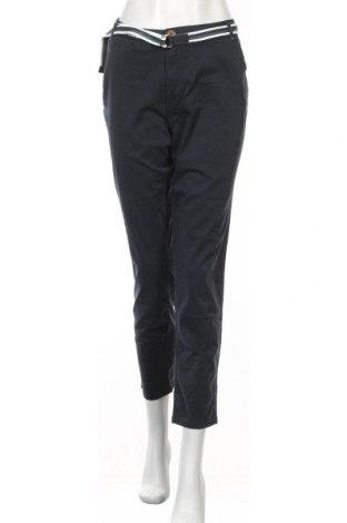 Γυναικείο παντελόνι Yfl Reserved, Μέγεθος M, Χρώμα Μπλέ, 98% βαμβάκι, 2% ελαστάνη, Τιμή 10,41€