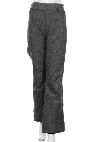 Дамски панталон за зимни спортове CMP, Размер XL, Цвят Черен, 59% памук, 41% полиестер, Цена 68,02лв.