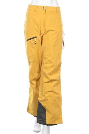 Γυναίκειο παντελόνι για χειμερινά σπορ Icepeak, Μέγεθος XXL, Χρώμα Κίτρινο, Πολυεστέρας, Τιμή 33,10€